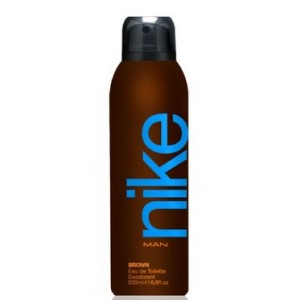 Buy Nike Brown Eau de Toilette Deodorant Spray For Man - Nykaa