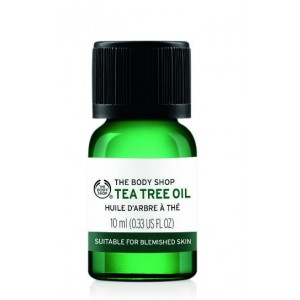 Buy The Body Shop Tea Tree Oil - Nykaa
