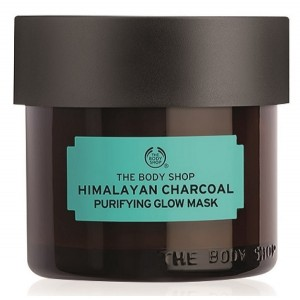 Buy The Body Shop Himalayan Charcoal Purifying Glow Mask - Nykaa