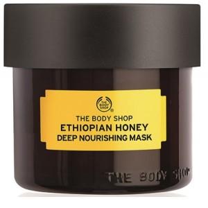 Buy The Body Shop Ethiopian Honey Deep Nourishing Mask - Nykaa