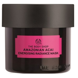 Buy The Body Shop Amazonian Acai Energising Radiance Mask - Nykaa