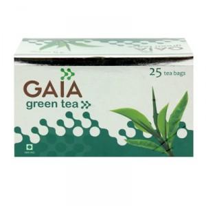 Buy Gaia Green Tea (Buy 2 Get 1) - Nykaa