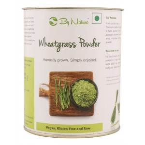 Buy By Nature Wheat Grass Powder - Nykaa
