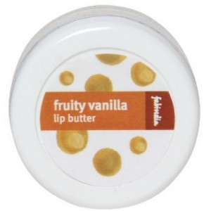 Buy Fabindia Fruity Vanilla Lip Butter - Nykaa