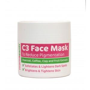 Buy Mamaearth C3 Face Mask - Nykaa