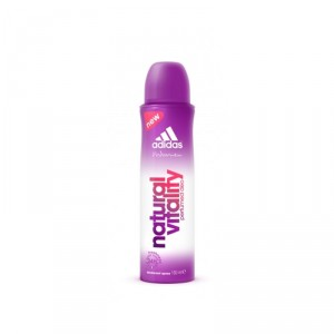 Buy Adidas Natural Vitality Perfumed Deo - Nykaa