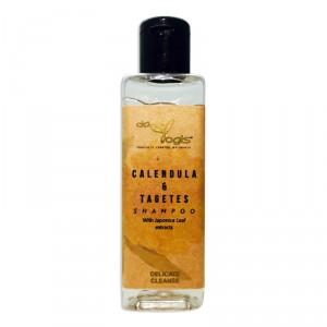 Buy Da Yogis Calendula & Tagetes Shampoo - Nykaa