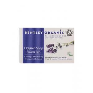 Buy Bentley Organic Calming & Moisturising Soap - Nykaa