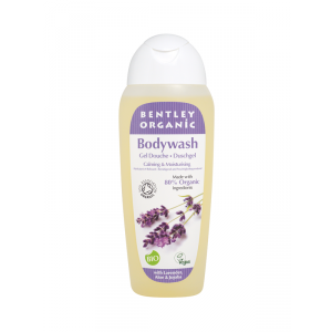 Buy Bentley Organic Calming & Moisturising Body Wash - Nykaa