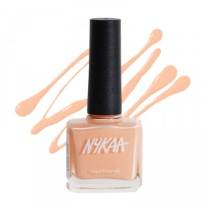 Buy Nykaa Nude Nail Enamel - Candy Crush, No. 11 - Nykaa