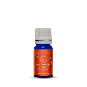Buy Juicy Chemistry Carrot Seed Essential Oil - Nykaa