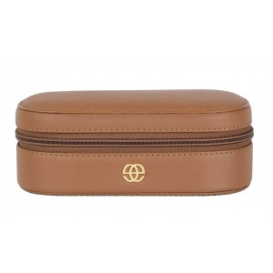Buy Eske Demi Cognac Cosmetic Case - Nykaa