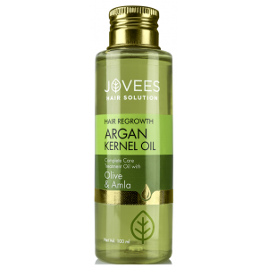 Buy Jovees Hair Regrowth Complete Care Treatment Oil - Nykaa