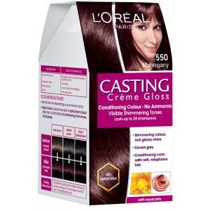 Buy L'Oreal Paris Casting Creme Gloss Hair Color - Nykaa