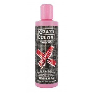 Buy Crazy Color Shampoo Red - Nykaa