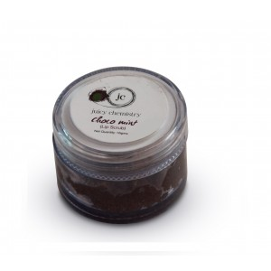 Buy Juicy Chemistry Choco Mint Lip Scrub  - Nykaa