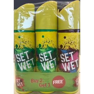 Buy Buy 2 Set Wet Charm Avatar Perfume Spray & Get 1 Set Wet Thrill Avatar Perfume Spray Free - Nykaa