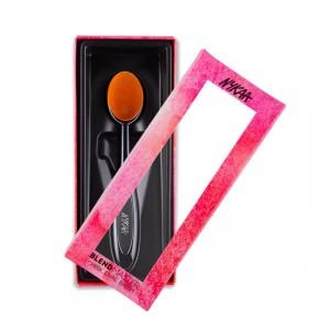 Buy Nykaa BlendMaster Cheek Oval Brush - Nykaa