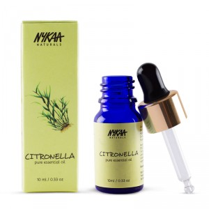 Buy Nykaa Naturals Pure Essential Oil - Citronella - Nykaa