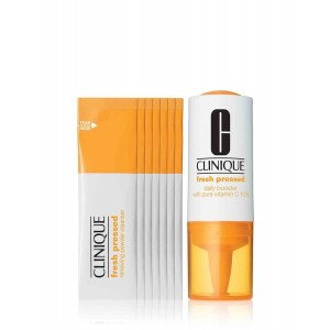 Buy Clinique Fresh Pressed 7-Day System With Pure Vitamin C - Nykaa