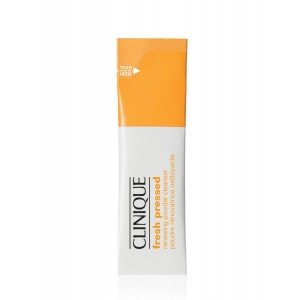 Buy Clinique Fresh Pressed Renewing Powder Cleanser With Pure Vitamin C - Nykaa