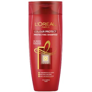 Buy L'Oreal Paris Colour Protect Shampoo - Nykaa