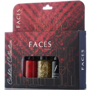 Buy Herbal Faces Nail lacquer Kit - Cocktail Collection - Nykaa