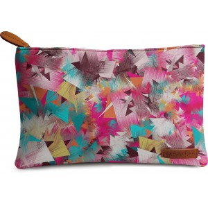 Buy DailyObjects Colorful Place Carry-All Pouch Medium - Nykaa