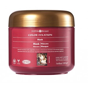 Buy Surya Brasil Color Fixation Mask - Nykaa