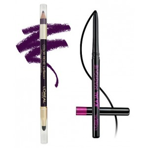 Buy L'Oreal Paris Color Riche Le Smoky Eyeliner - Purple Dream 211 + Free Kajal Magique - Nykaa