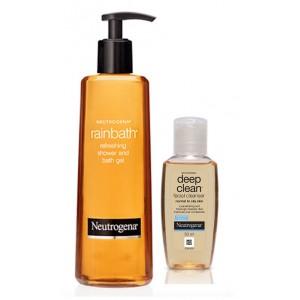 Buy Neutrogena Bath Cleanse Combo - Nykaa