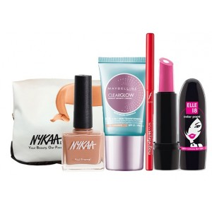 Buy Nykaa Essential Day To Day Wear Combo - Nykaa