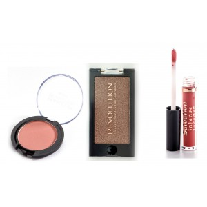 Buy Makeup Revolution Nothing Like you Combo - Nykaa
