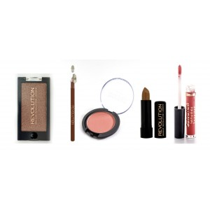 Buy Makeup Revolution Tan Surprise Kit - Nykaa