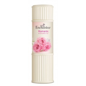 Buy Enchanteur Romantic Perfumed Talc for Women - Nykaa