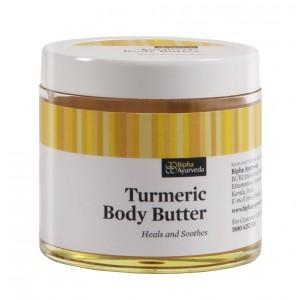 Buy Bipha Ayurveda Turmeric Body Butter - Nykaa