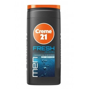 Buy Creme 21 Fresh Ocean Shower Gel & Shampoo - Nykaa