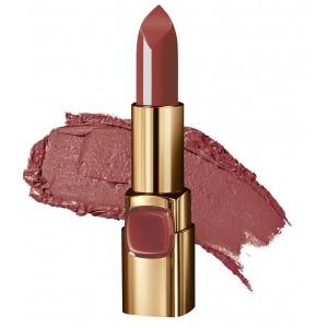 Buy L'Oreal Paris Color Riche Moist Matte Lipstick - R518 Flaming Kiss - Nykaa