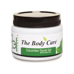 Buy The Body Care Cucumber Facial Gel - Nykaa