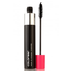 Buy Colorbar Zoom & Whoosh Mascara Black Sin 001 - Nykaa