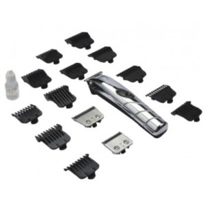 Buy Andis 2-in-1 18-Piece Clipper+Trimmer Cordless Travel Grooming Kit D4D Trimmer For Men - Nykaa
