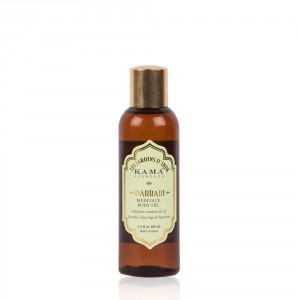 Buy Kama Ayurveda Darbari Meditate Body Oil - Nykaa