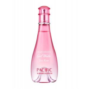 Buy Davidoff Cool Water Sea Rose Pacific Summer Eau De Toilette For Woman  - Nykaa