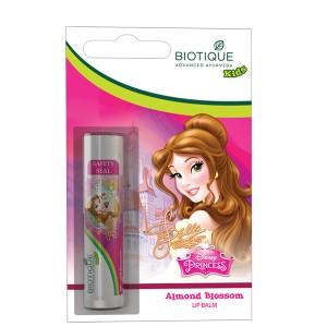 Buy Biotique Disney Baby Girl Bio Almond Blossom Lip Balm - Nykaa
