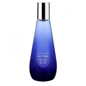 Buy Herbal Davidoff Cool Water Night Dive Eau De Toilette Spray For Women - Nykaa