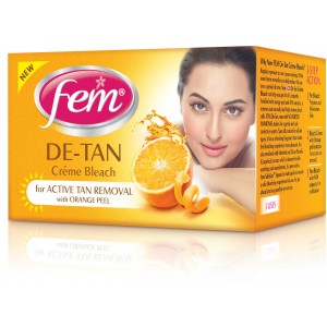 Buy Fem De -Tan Creme Bleach - Nykaa
