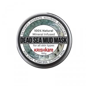 Buy Krishkare Dead Sea Mud Mask - Nykaa