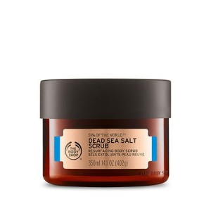 Buy The Body Shop Spa Of The World Dead Sea Salt Scrub - Nykaa