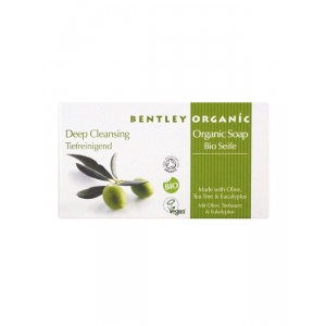 Buy Bentley Organic Deep Cleansing Soap - Nykaa
