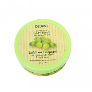 Buy Delon Grape Seed Body Scrub - Nykaa